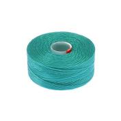 Beadsmith Superlon (S-Lon) Tex45 Size D - Turquoise Blue - 70m