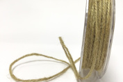 Natural Jute 3mm Cord by Bertie's Bows on a 25m Roll