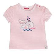 Salt & Pepper Baby Girls' B Summer Stripe T-Shirt