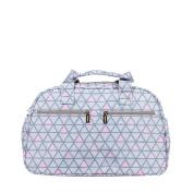 Maternal Bag Trendy Crosses Pink