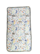 Mamas & Papas Deluxe Padded Changing Mat - Woodlands Design