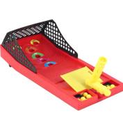 Celendi Fingers Ejection Basketball Board for Desktop Game Educational Toys Parent-child Games