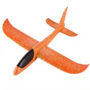 Children Funny Toys,Showking Foam Throwing Glider Aeroplane Inertia Aircraft Toy Hand Launch Aeroplane Model