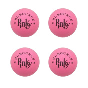 Jaru Hi Bounce Pinky Ball 4 Pack
