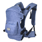 HarnnHalo Adjustable Baby Carrier with 3 Carrying Positions 007