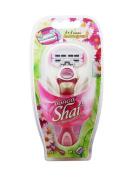 Soft TouchTM 6 Blade Razor System for Women (Dorco Shai)