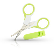 Kidsme km210109s – Safety Soft Grip Scissors with Cover