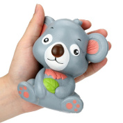 Squishy Toys Stress Relief Toys, Sonnena 2018 Newest 12cm Cute Koala Slow Rising Toys for Kids Adults Birthday Party Favours Squeeze Toys Decompression Toys Stress Reliever Gift Easter Day Gift