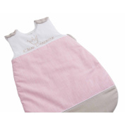 Be Be's Collection Fairy Princess 450 60 Summer Jersey Sleeping Bag 110 cm Pink