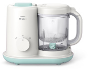 Philips AVENT easypappa Essential scf862/02L Cuocipappa Multifunctional, Cooks Steam and blends