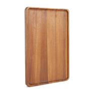 Rectangular Acacia Wood Serving Tray,34cm x 23cm