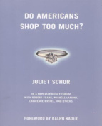Do Americans Shop Too Much.