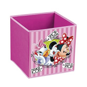 Disney Minnie Mouse Collapsible Storage Trunk Toy Minnie