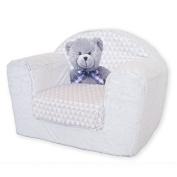 Poyetmotte My Little Bear Club Sofa Chair, 43 x 55.5 cm