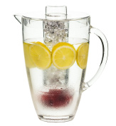 Acrylic 2 litre Infusion Drink Pitcher with Ice Chiller