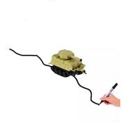 Mini Tank Small Micro Electric Line Following Tank Car Toy Friends Children Birthday Gift