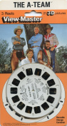 A-TEAM - 1980's TV Show - Classic ViewMaster - 21 3D images - 3Reels Only
