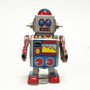 Robot Wind Up Toy Robot Tin Toy