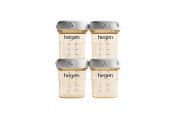Hegen PCTO Press to Close Twist to Open 150ml/5oz Breast Milk Storage PPSU