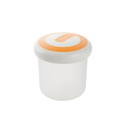 Deylaying Food Containers Boxes Baby Breast Milk Fresh Storage Pots Freezer Juice Snack Cups