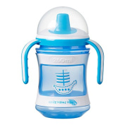Discovera Trainer Cup with Handles from Tommee Tippee Boys Age 6m+ Bpa Free