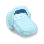 Bimbi Class Sleeping Bag – Group 0, 51 x 64 cm, White and Blue