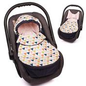 Sevira Kids – Universal Footmuff – Sleeping Bag – Water Resistant – For Pram or Car Seat – Urban Collection