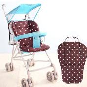 Universal Stroller Cotton Seat Cushion, Car Cushion