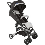 Chicco Minimo Stroller With Bumper Bar - Black Knight