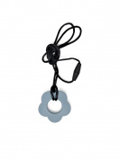 CMJ Flower Chew Necklaces Autism ADHD Sensory Chew Silicone Fidget Necklace Pendant BPA Free UK SELLER