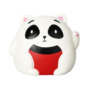 Soft Toys,Familizo Squeeze Jumbo Soft Lucky Cat Stress Reliever Dolls Scented Slow Rising Decompression Gifts