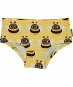 Maxomorra Hipster Pants - Bumble Bee