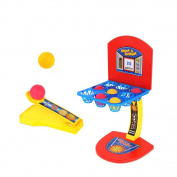 Fengzhicai Mini Finger Basketball Shooting Educational Toy Parent-child Interaction Game - Multicolor