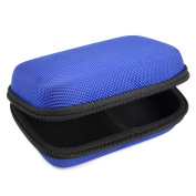 Hard Shell Media Player Carrying Case for FiiO M3 X1 X3 X5 X7, Sony NWZA17 NW-ZX100, Creative E1 E3 / Protective Travel bag