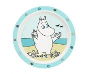 Moomin MO905D Baby Dinner Plate