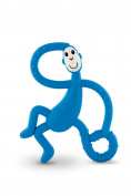 Matchstick Monkey Dancing Monkey Teething Toy (Teether) - Blue