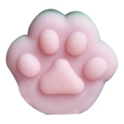 Squeeze Toy, Joyibay Mini Squishy Toy Cute Cat Paw Slow Rising Stress Relief Soft Toy for Children