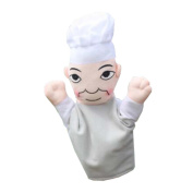 Kids Children Hand Doll Lovely Plush Toys Role Play Dolls,Chef