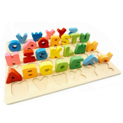 Nextnol Wooden children alphabet puzzle toy,Children alphabet toy,Wooden children alphabet toy,Wooden alphabet puzzle,Wooden alphabet puzzle toy,Children alphabet toy,Giving the best gift to the child
