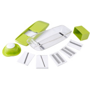Shule vegetable slicer with 5 cutters