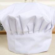 1pc cook chapeau baker chef élastique réglable pac hat catering comfortable