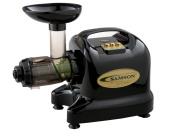 Samson 6-1 Single Auger Wheatgrass & Multi Purpose Juicer - Model GB9002 - BLACK