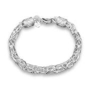 Cosanter Fashion Silver Faucet Bracelet Exquisite Jewellery Fashion Jewellery
