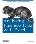 Analysing Business Data with Excel