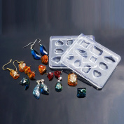 1 Mixed Cabochon Resin Casting Silicone Mould J86546