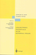 Logarithmic Potentials With External Fields