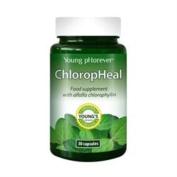 Young pHorever ChloropHeal capsules, 30 pcs