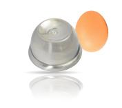 Kerafactum® stainless steel egg piercer egg pricker for avoiding the eggs from cracking