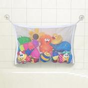 ZHOUBA Kids Baby Bath Time Toys Storage Suction Bag Bathroom Toys Bag