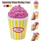 Stress Relief Toys, Wawer Fun Toy Squeeze Squishy Slow Rising Easter Toy Decompression Toys & Relaxation Toy & Charms Gifts Toys For Kids and Adults & Home Décor